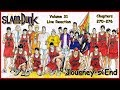 Journey's End | Slam Dunk Volume 31 Live Reaction (Chapters 270-276) スラムダンク
