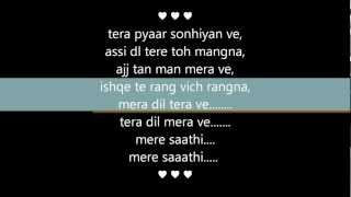 | aman avi kitta pyaar | FT | Archita Archies | (lyrical vedio) | 2012