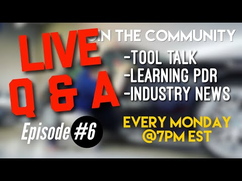 Q&A - Learning PDR | Business Ideas | Industry News | Tools Episode #6