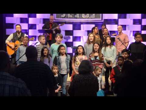 Be A Song About Love and Good Good Father - performed by KidzPraise