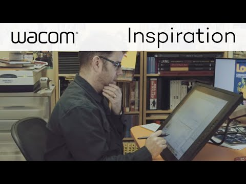 Wacom Artist Profiles - Sean Phillips