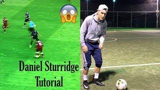 Learn the Daniel Sturridge skill (Tutorial) - FAKE PASS - Joner 1on1