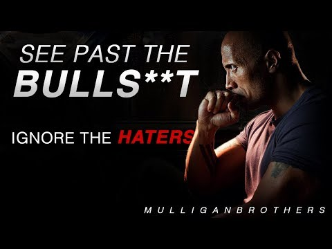 EMBRACE THE HATE – Gym Motivation – Motivational Video