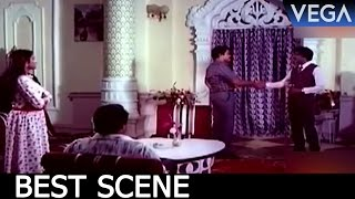 T G Ravi Assigns A Job To Mohanlal || Padayani Movie Scenes