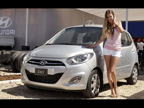 New 2014 Hyundai I10   The Perfect City Car