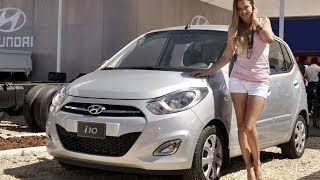 New 2014 Hyundai i10 - The Perfect City Car