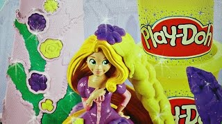 Rapunzel's Tower / Wieża Roszpunki - Disney Princess - Play-Doh - A7395 - MegaDyskont.pl