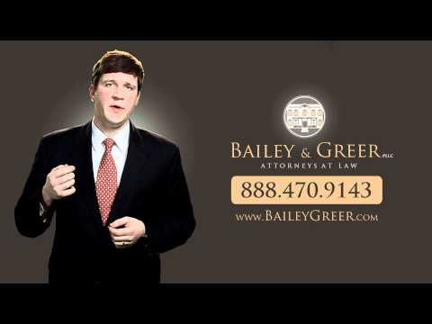 http://www.baileygreer.com  In this video, Thomas Greer highlights the resource-packed website of Bailey & Greer.    One of the reasons that the Bailey & Greer website was created was...