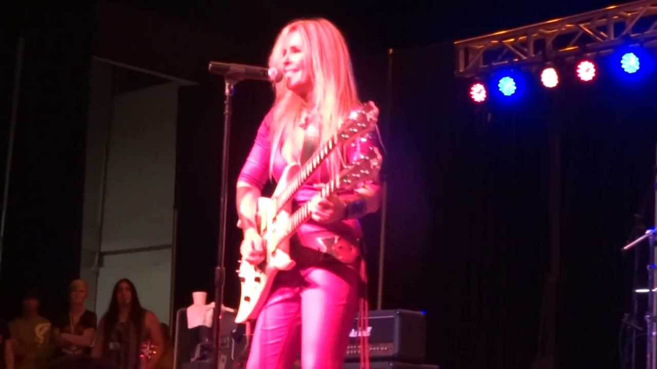 Kiss Me Deadly Lita Ford Melbourne Fl 8 30 15 80s In