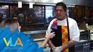 ¡Yalitza Aparicio recordó a su natal Oaxaca cenando en este restaurante de Los Angeles!