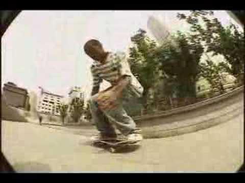 Ice Cream Skate Team - Kevin Booker