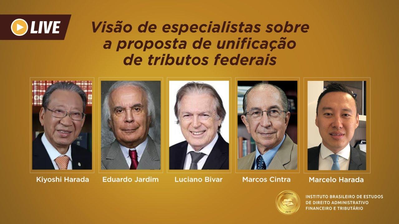 Marcos Cintra e Luciano Bivar falam sobre proposta de unificação de impostos federais