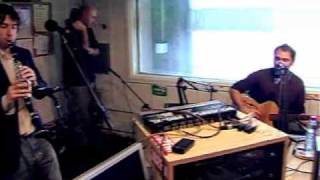 Oi Va Voi - Travelling the Face of the Globe (live @ Radio Tel Aviv) January 2010