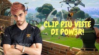 LE CLIP DI POW3R PIU VISTE DI TWITCH! CON SORPRESA CLIP FINALE!!