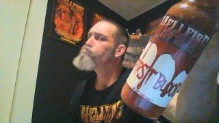 Leek's Hot Sauce Review: Hellfire's First Blood
