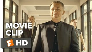 Spectre Movie CLIP - Control (2015) - Daniel Craig, Christoph Waltz Action Movie HD
