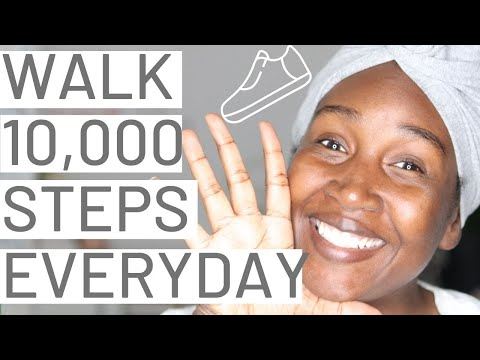 How to WALK 10K Steps EVERYDAY | WALKING FOR WEIGHT LOSS | Workout With Me | Walk With Me
