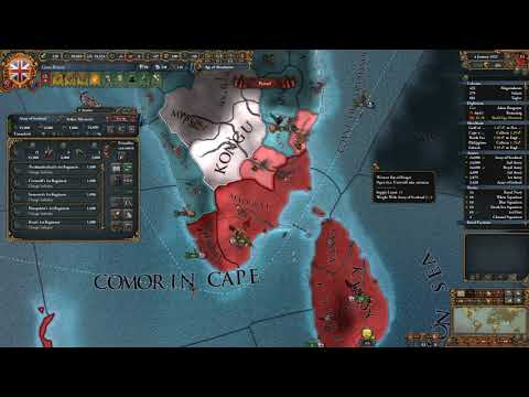 Lets Play Europa Universalis 4 Master of India Deutsch Teil