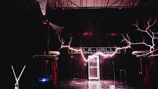 Тесла-шоу в Tesla-Hall. Москва.