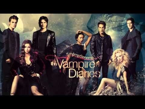 Vampire Diaries Season 5 Comic Con Promo Song - Gabriel Shadid - Time Will Remember Us