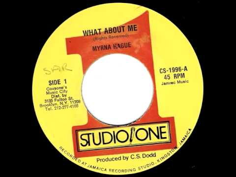 Myrna Hague - What About Me
