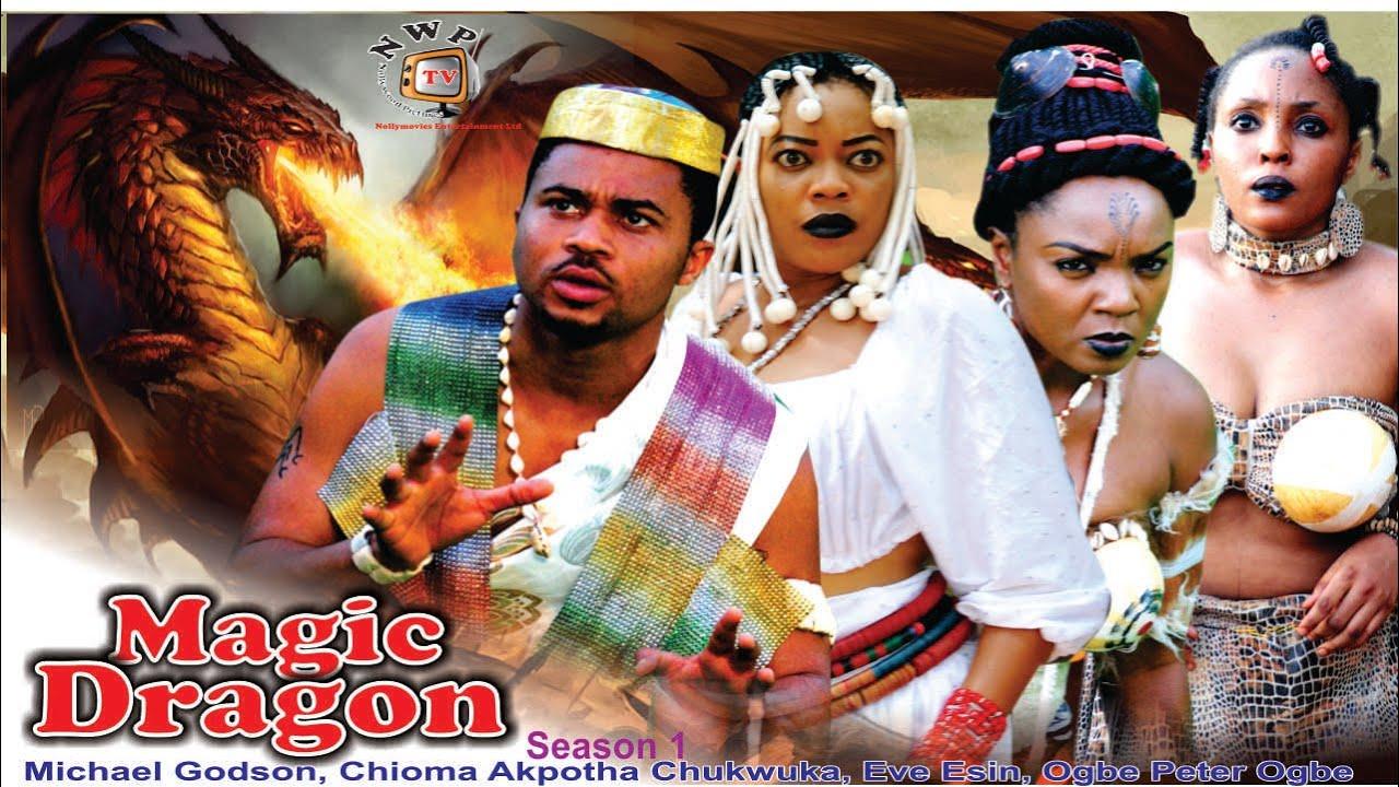 Download Magic Dragon season 5  -   2016 Latest Nigerian Nollywood Movie