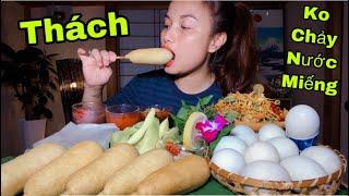Ăn Vặt Hột Vịt Lộn,Corn Dog,Khô Gà Lá Chanh,Bánh Tráng Me,Xoài Chua Chấm Mắm Ruốc