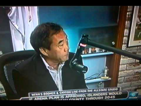 Charles Wang on Boomer and Carton (7/29/11)