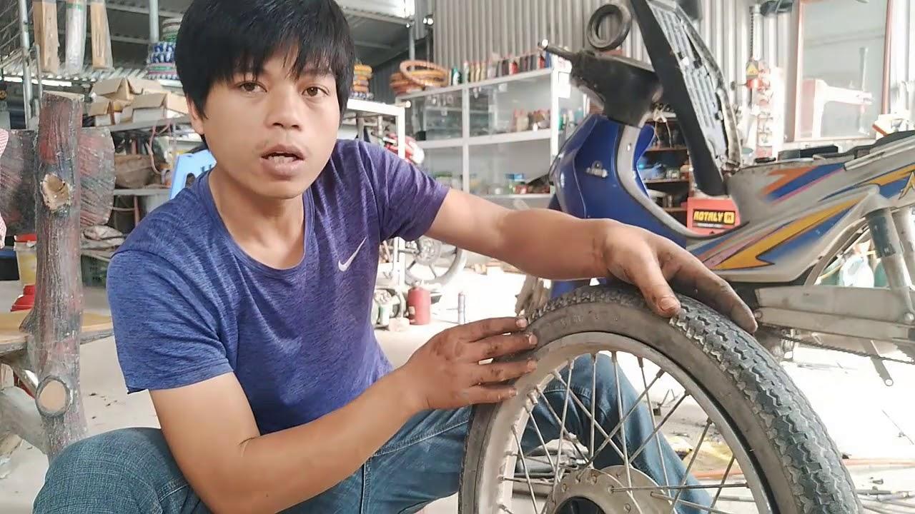 Kỹ Thuật  Móc Lốp dành cho anh em thợ mới đăng học nghề