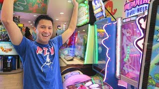 World's Largest McDonald's Arcade Fun!