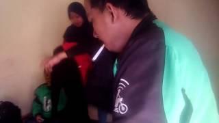 Gojek Khairul Di Penjara(Lihat Keadaan Anak Istri Hamil Tua)