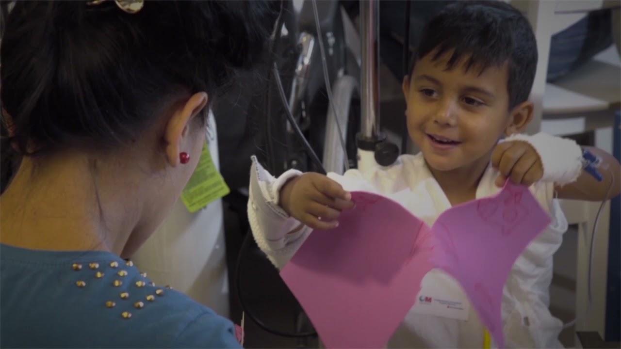 Download Un Beso Redondo por el Día del Niño Hospitalizado - Conchita