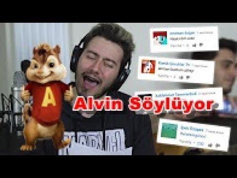 YORUMLARLA ŞARKI -Enes Batur -/ ALVİN SÖYLÜYOR