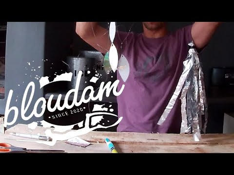 HOW TO MAKE SPEARFISHING FLASHER - SPEARFISHING SOUTH AFRICA