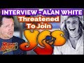 INTERVIEW: Alan White Remembers Being Threatened To Join Yes