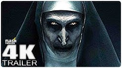 THE NUN Trailer (2018) 4K ULTRA HD