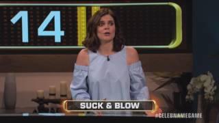 UNCENSORED: BONUS ROUND:  Double Entendre PART 2  | Celebrity Name Game