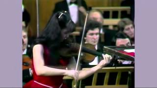 AKIKO SUWANAI(諏訪内晶子)1990 「The Violin Concerto in D major, Op. 35」