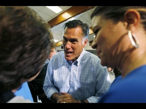 Isabel Gillies' Righteous Romney Rant