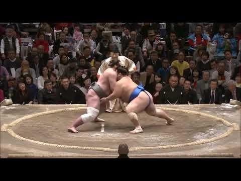 【大相撲2018初場所】栃ノ心(Tochinoshin) が幕内初優勝 全取組