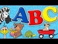watch he video of ABC Song - Alphabet Song - Phonics Song for Kids - Kids Songs by The Learning Station