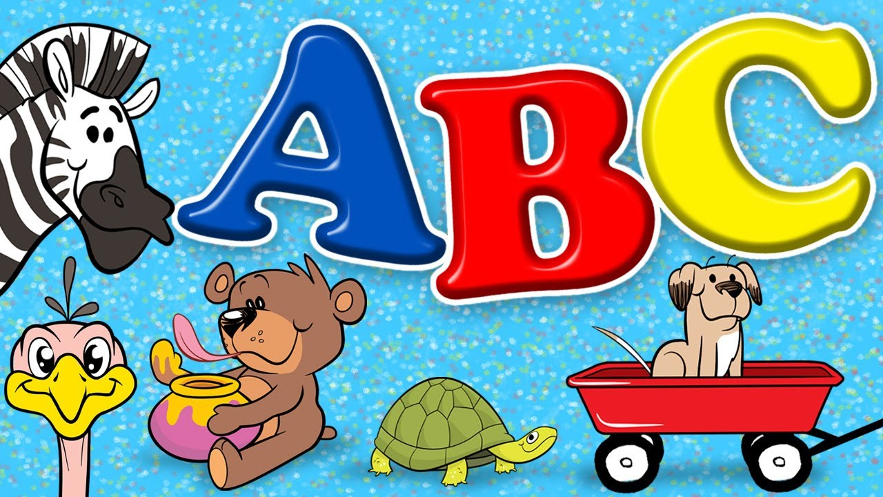 ABC Song - Alphabet Song - Phonics Song for Kids - Kids Songs by The ...