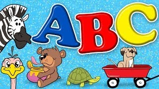 ABC Song - Alphabet Song - Phonics Song - Children