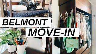 College Move-In Vlog 2019 | Belmont Sophomore