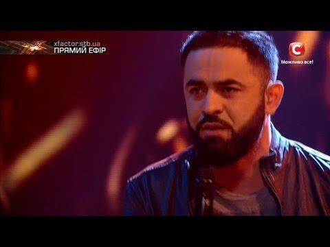 Севак Ханагян- Молитва (Мария Шерифович ) |Шестой прямой эфир «Х-фактор-7» (10.12.2016)