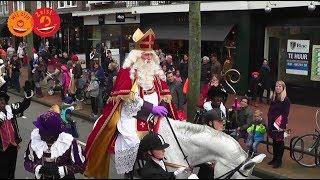 Sinterklaas intocht in Zeist