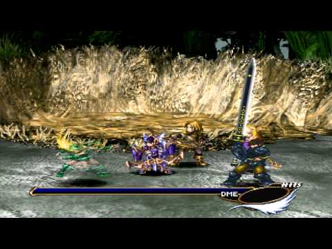 Valkyrie Profile Boss Freya [Hard]