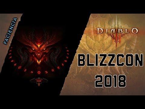 Diablo en la BLIZZCON - Paciencia