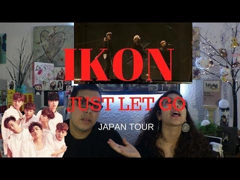 IKON - |JUST GO JAPAN DOME TOUR|