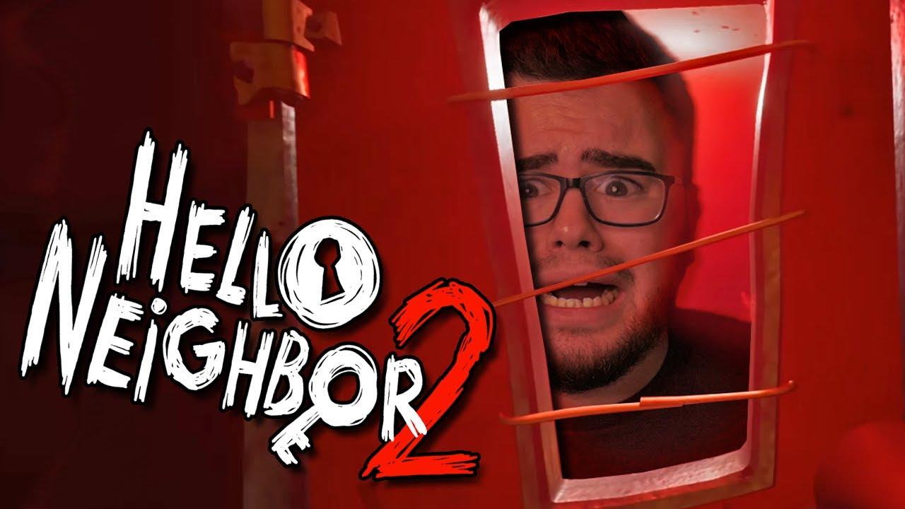 THE END (For Now)   Hello Neighbor 2 (Alpha 1.5) #3